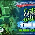 Win $500 in Free Camping in 2016!!