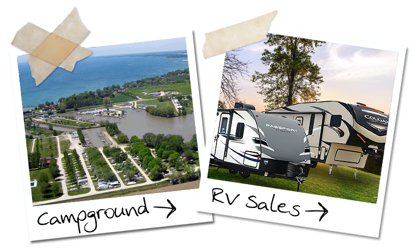 Ontario Campgrounds, Ontario RV Parks, Best Camping in Ontario