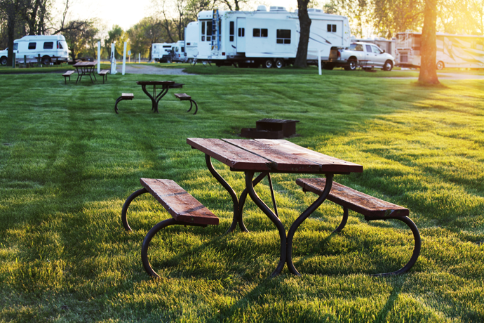 2014 Camping season is upon us! Make your reservations today!